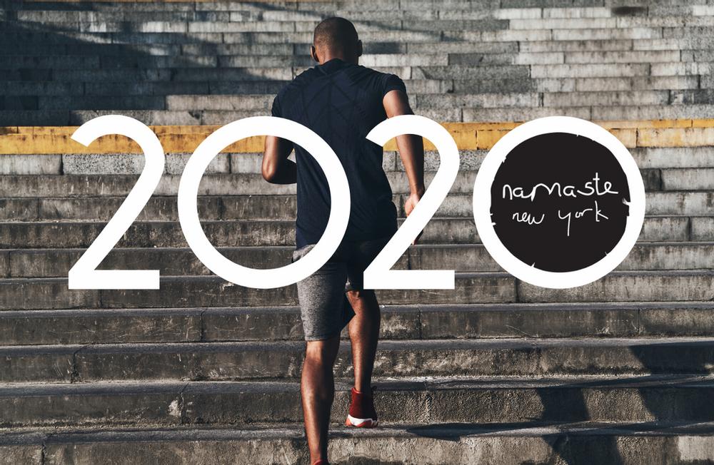 Establish a HABIT - not just a GOAL - for 2020!